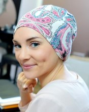 chemotherapy turbans